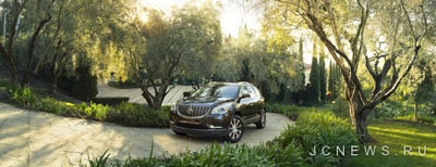 Buick представил Enclave Tuscan Edition
